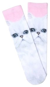 AAC Cute kitty love socks