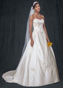 David's Bridal 10012316 Wedding Dress
