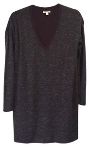 Aritzia short dress Purple on Tradesy