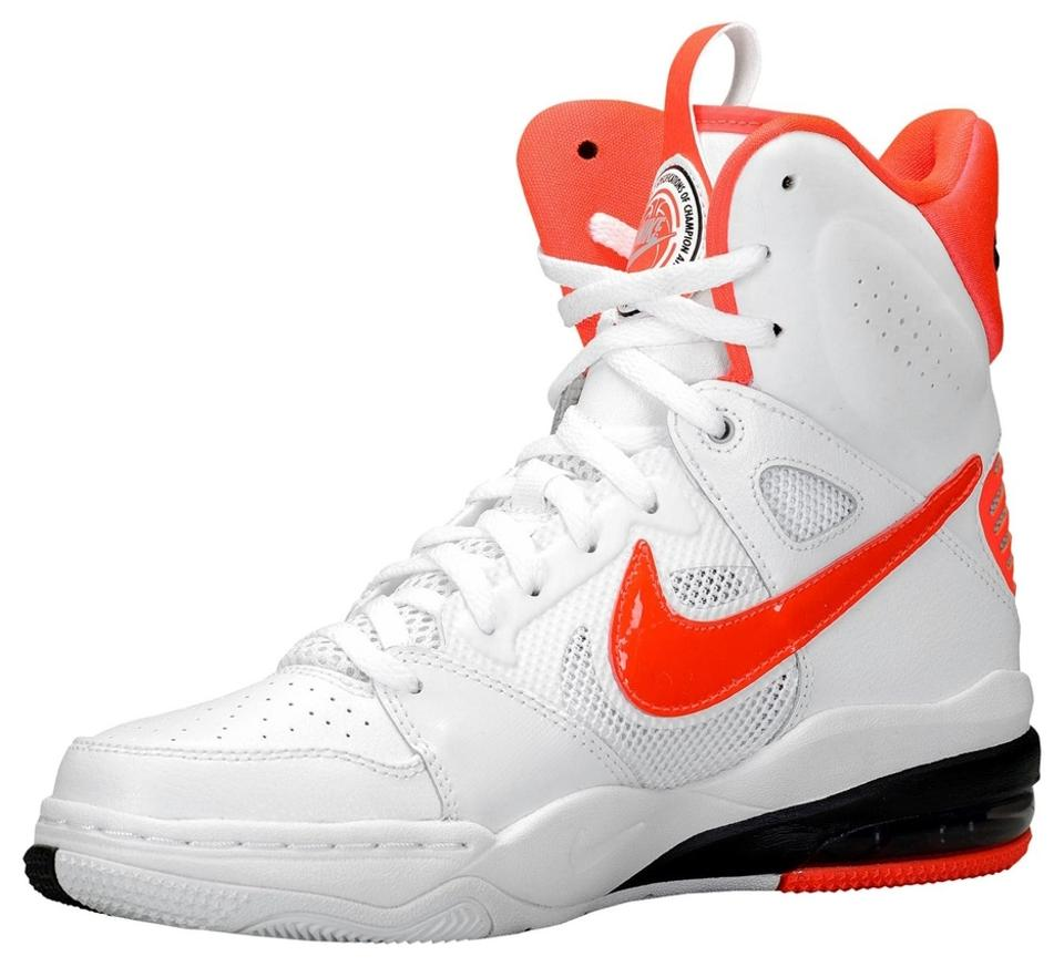 a1fff3680 Nike High Top Girl Women Girly Basketball Swag Cool Hot Summer Sport Sporty Neon  Sneakers Trainers ...
