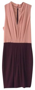 H&M short dress Style Color Block on Tradesy