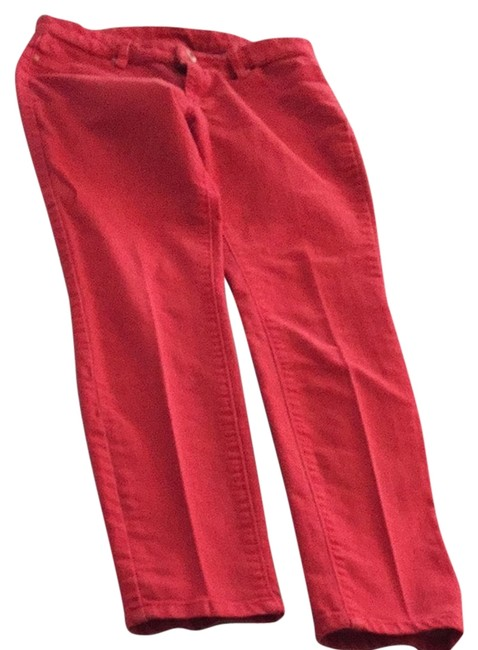 Preload https://item4.tradesy.com/images/blanknyc-red-jeans-size-8-m-29-30-3247753-0-0.jpg?width=400&height=650