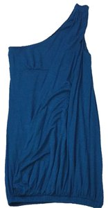 Forever 21 short dress blue Night Out Mini Cute Sytle on Tradesy