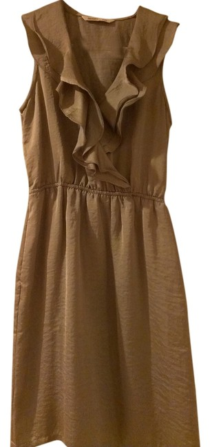 Preload https://item2.tradesy.com/images/old-navy-taupe-mid-length-short-casual-dress-size-2-xs-3248041-0-0.jpg?width=400&height=650