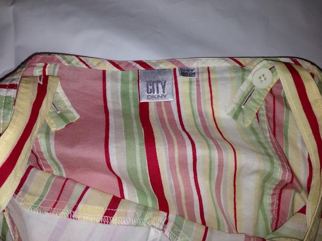 DKNY Top Multi Color