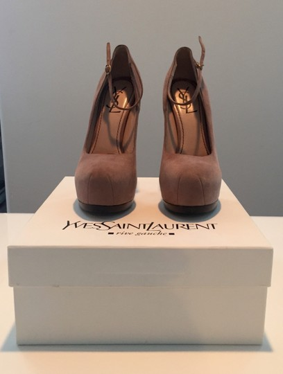 Saint Laurent #ysl #tribtoo #classic Suede Limited Edition English Rose Pumps