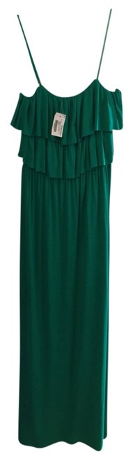 Green Maxi Dress by Color Me Red