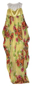Print Maxi Dress by Mara Hoffman Chiffon Versatile Summer