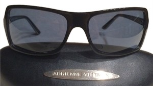 Adrienne Vittadini Black and white sunglasses