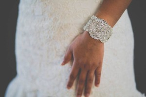 Beautiful Bracelet To Match The Sash