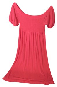F&F short dress pink on Tradesy