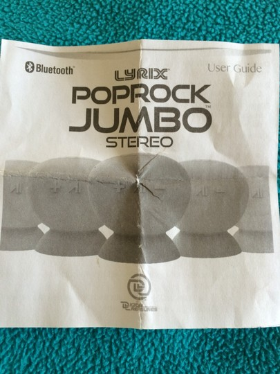 Other TWO Lyrix PopRock Stereo/Bluetooth Devices