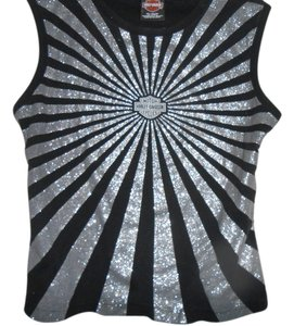 095a3d9583d73 Silver Harley Davidson Tank Tops   Camis - Up to 70% off a Tradesy