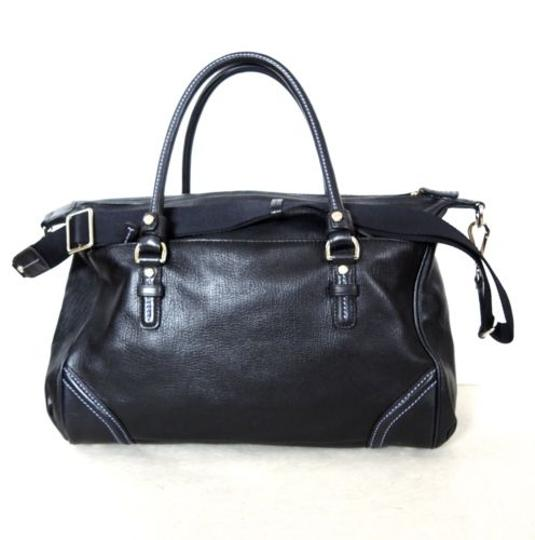 Tumi Embossed Leather Limited Edition Laptop Bag