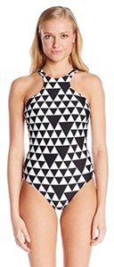 SeaFolly Seafolly Costa Maya high neck maillot