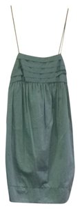 French Connection short dress Green on Tradesy
