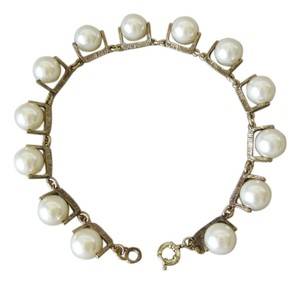 J.Crew J.CREW large faux pearl necklace