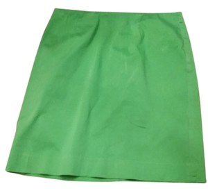 Ralph Lauren Mini Skirt Green
