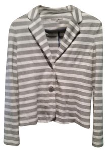 Gap Gray and white Blazer