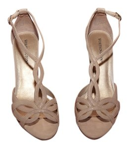 Worthington Neutral - Cream Platforms