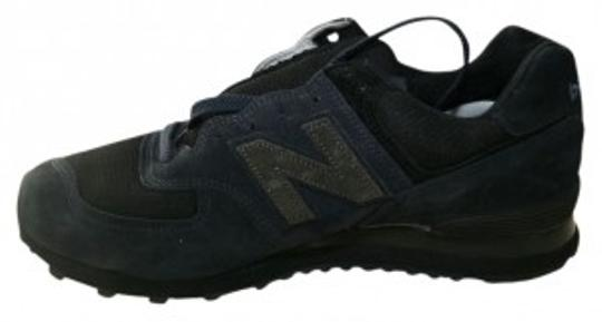 New Balance Black/Digital/Neon PInk Athletic