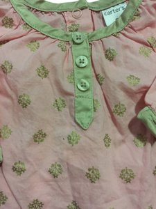 Carter's Infant Clothing Size 3 Months