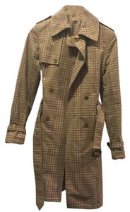 Express Statement Trench Coat