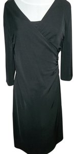 AGB Clothing Wrap Style Dress