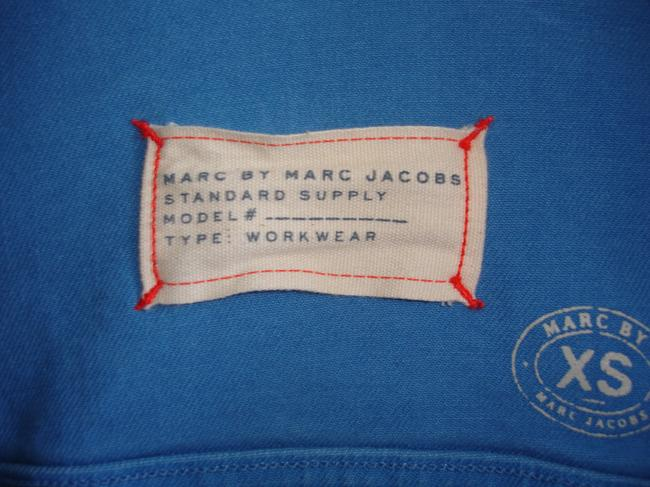 Marc Jacobs By Lily Jean bright blue Womens Jean Jacket