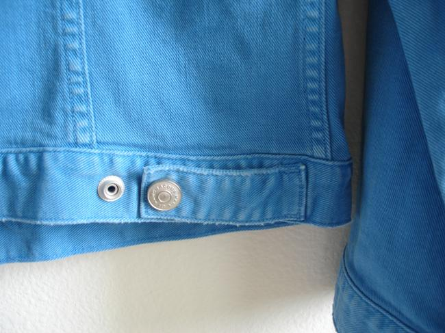 Marc Jacobs By Lily Jean S bright blue Womens Jean Jacket