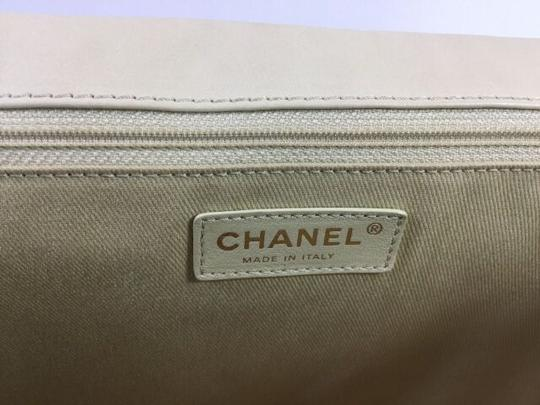 Chanel 2.55 Flap Cruise 2010 Jumbo Size Lambskin Shoulder Bag