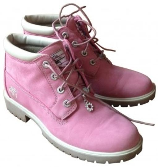 Preload https://img-static.tradesy.com/item/32564/timberland-pink-nellie-style-36364-bootsbooties-size-us-7-0-0-540-540.jpg