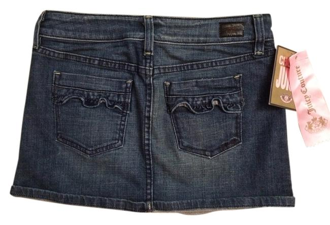 Item - Dark Blue Denim Jeans Skirt Size 0 (XS, 25)