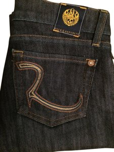 Rock & Republic & Rr Dark Denim Boot Cut Jeans-Dark Rinse
