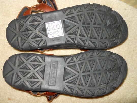 Timberland Leather brown Sandals