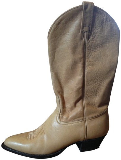 Tony Lama Tan Boots