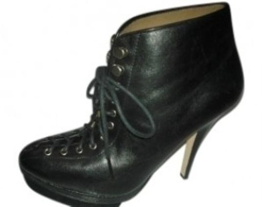 Preload https://item3.tradesy.com/images/ann-taylor-black-leather-lace-up-bootsbooties-size-us-65-regular-m-b-32612-0-0.jpg?width=440&height=440