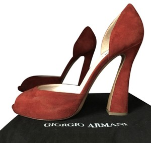 Giorgio Armani Red Formal