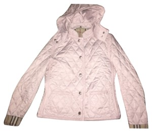 Burberry Light Pink Jacket