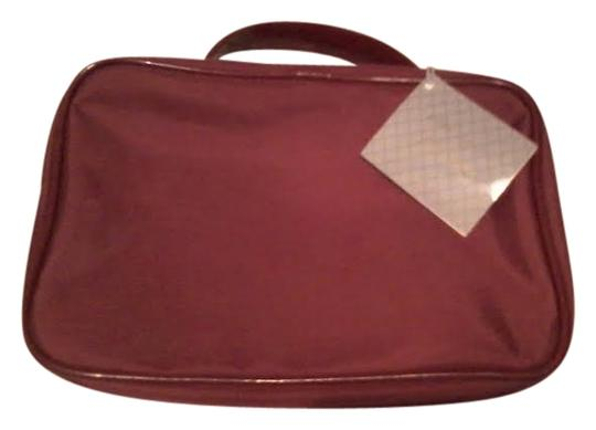 Estée Lauder Nwt! Cosmetic Tote in Red NEW!
