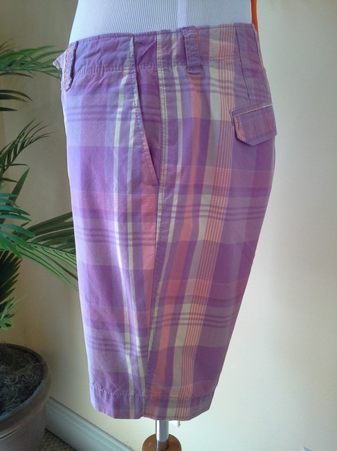 Old Navy Bermuda Shorts Purple