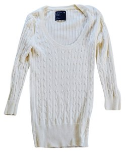 American Eagle Outfitters Knit 3/4 Sleeve Sweater