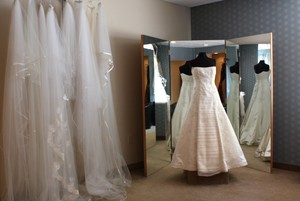 Birnbaum And Bullock 926 Wedding Dress