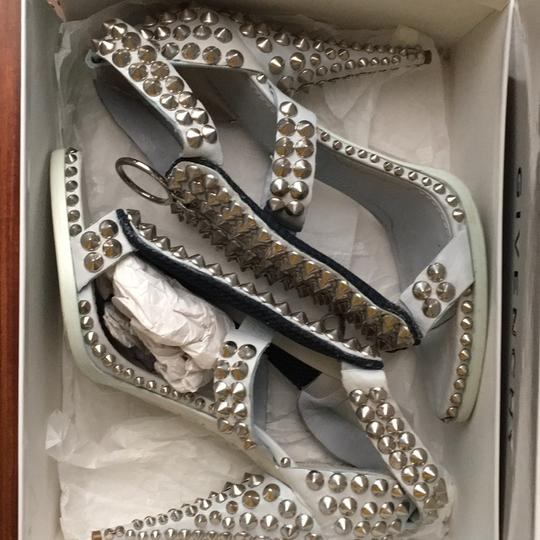 Givenchy Baby Blue Sandals