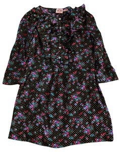 Juicy Couture Floral Print Dress