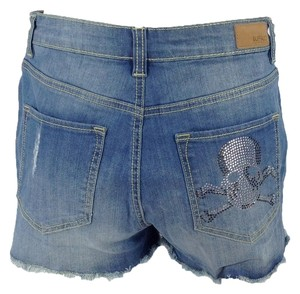 Buffalo David Bitton Cut Off Shorts denim