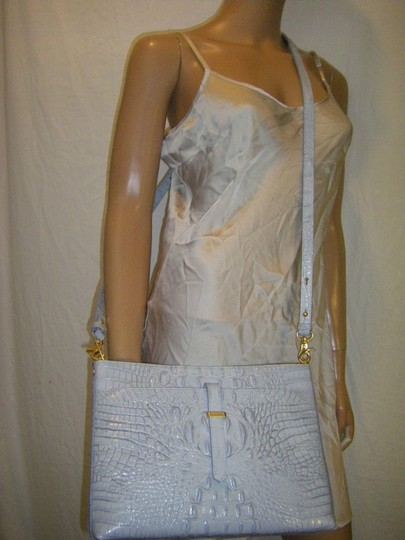 Brahmin Attached But Does Not Include Registration Card Cross Body Bag