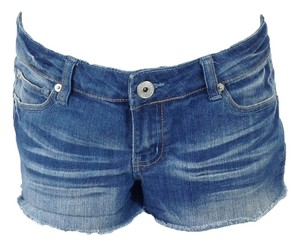 Celebrity Pink Cut Off Shorts Denim