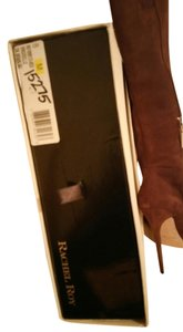 Rachel Roy Suede Brown Boots