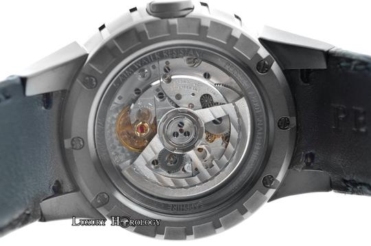 Perrelet Perrelet Turbine Snake A8001/1 44mm. DLC Steel Limited Edition
